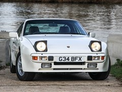 Navigate to Lot 114 - 1989 Porsche 944 Lux