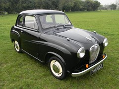 Navigate to Lot 311 - 1955 Austin A30 Seven