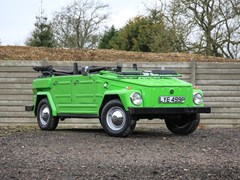 Navigate to Lot 256 - 1975 Volkswagen Trekker (Type 182)