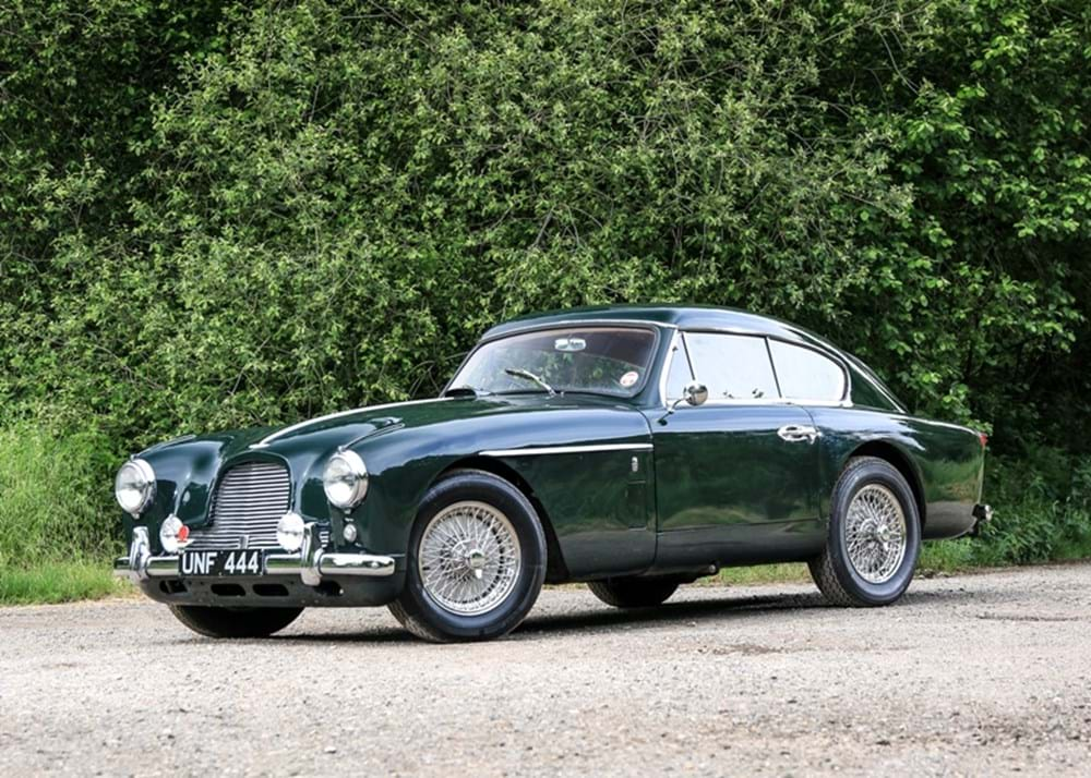 Lot 216 - 1957 Aston Martin DB 2/4 Mk. II