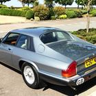 Jaguar XJS (grey) -