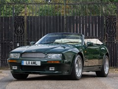 Navigate to Lot 214 - 1994 Aston Martin Virage 'Widebody' Volante (6.3 litre)