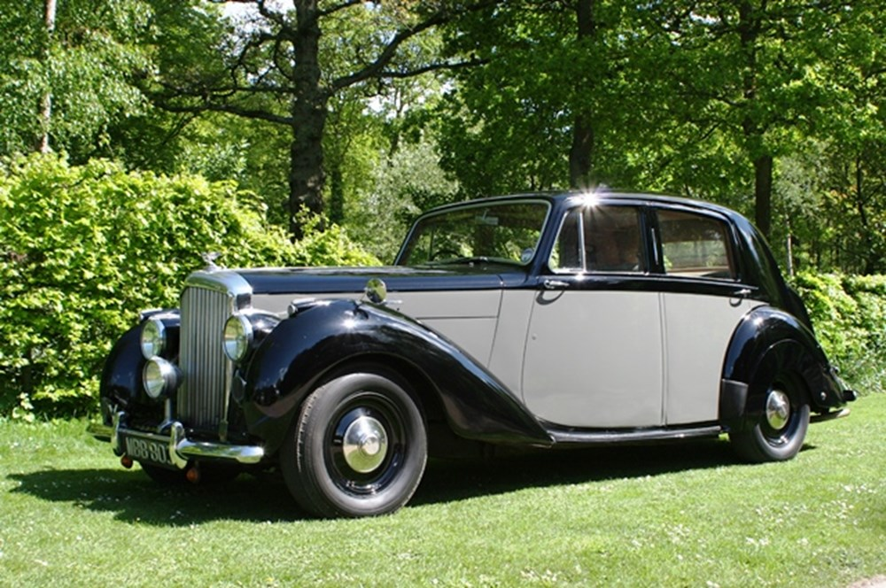 Lot 188 - 1948 Bentley Mk. VI Saloon