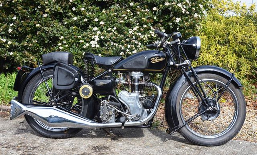 Lot 326 - 1939 Velocette MOV (250cc)