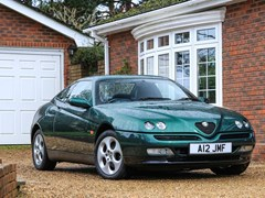 Navigate to Lot 219 - 1999 Alfa Romeo GTV Twin-Spark (2.0 litre)