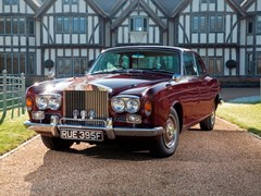 Navigate to Lot 141 - 1967 Rolls-Royce Two-Door by Mulliner Park Ward