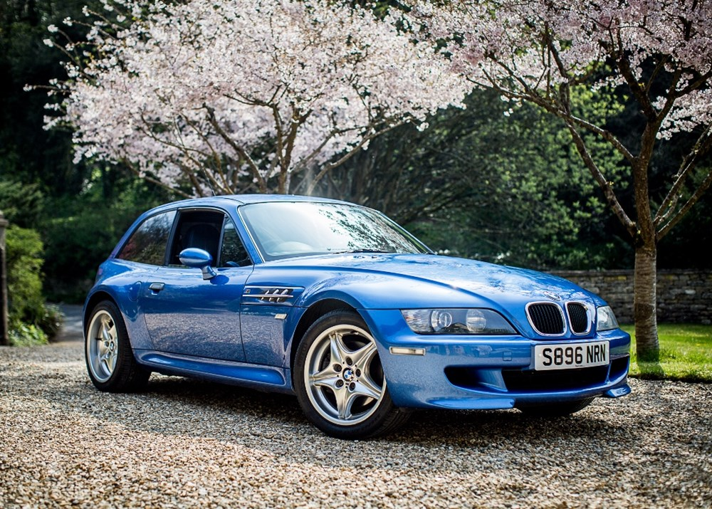 Lot 215 - 1999 BMW Z3M Coupé
