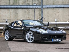 Navigate to Lot 307 - 2006 Ferrari 575 Superamerica F1