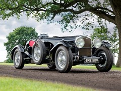 Navigate to Lot 295 - 1934 Bentley 3½ litre Roadster 'The Ian Pitney Special'