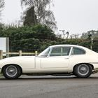 Ref 77 1969 Jaguar E-Type Series II 2+2 Fixedhead Coupé -