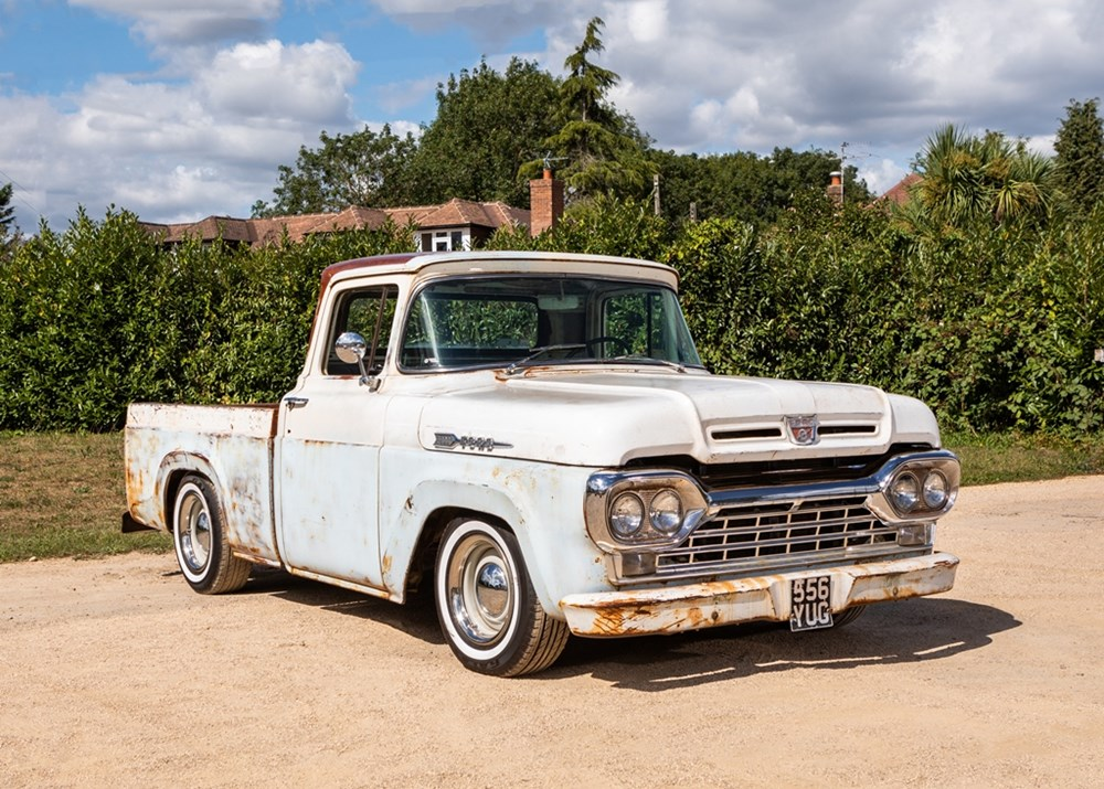 Lot 179 - 1960 Ford F100 Pick-Up