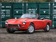 Navigate to Lot 168 - 1970 Triumph GT6 Mk. II Convertible