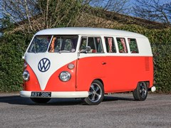 Navigate to Lot 213 - 1965 Volkswagen Split-Screen Camper Type 2