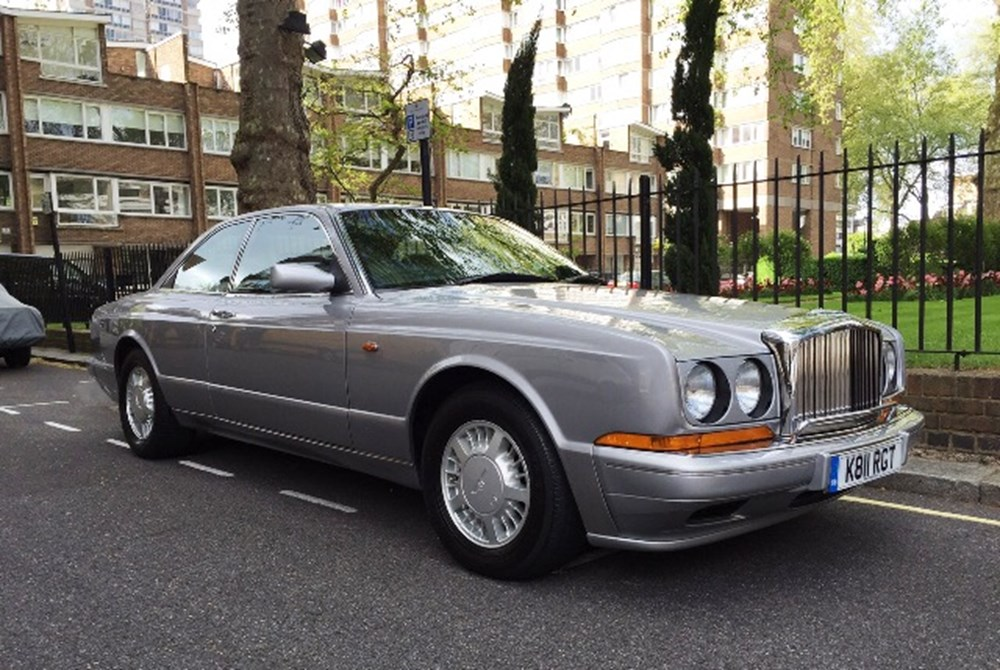 Lot 151 - 1993 Bentley Continental R