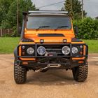Ref 132  2009 Land Rover Defender Double Cab Pick-up -