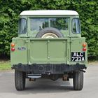Ref 53 1963 Land Rover Series IIA -