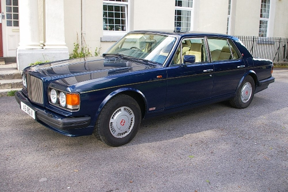 Lot 202 - 1989 Bentley Turbo R