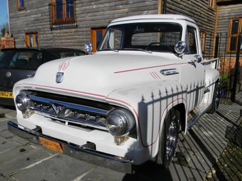 1953 Ford F100 Pick-Up