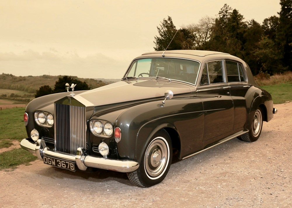 Lot 240 - 1964 Rolls-Royce Silver Cloud III