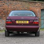 Ref 36 1996 Mercedes-Benz E220 Coupé -