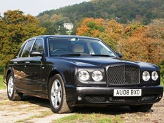 Navigate to Lot 266 - 2008 Bentley Arnage T Mulliner
