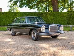 Navigate to Lot 137 - 1972 Mercedes-Benz 280 SEL (3.5 litre)