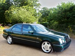 Navigate to Lot 344 - 1997 Mercedes-Benz E50 AMG