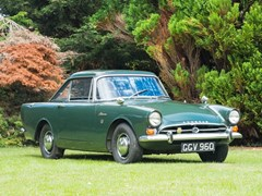 Navigate to Lot 104 - 1964 Sunbeam Alpine Mk. IV GT