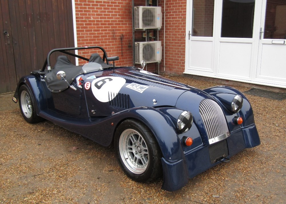 Lot 241 - 2008 Morgan Roadster Lightweight Class B Competition