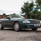 Ref 90 1995 Mercedes-Benz SL 280 Roadster DL -