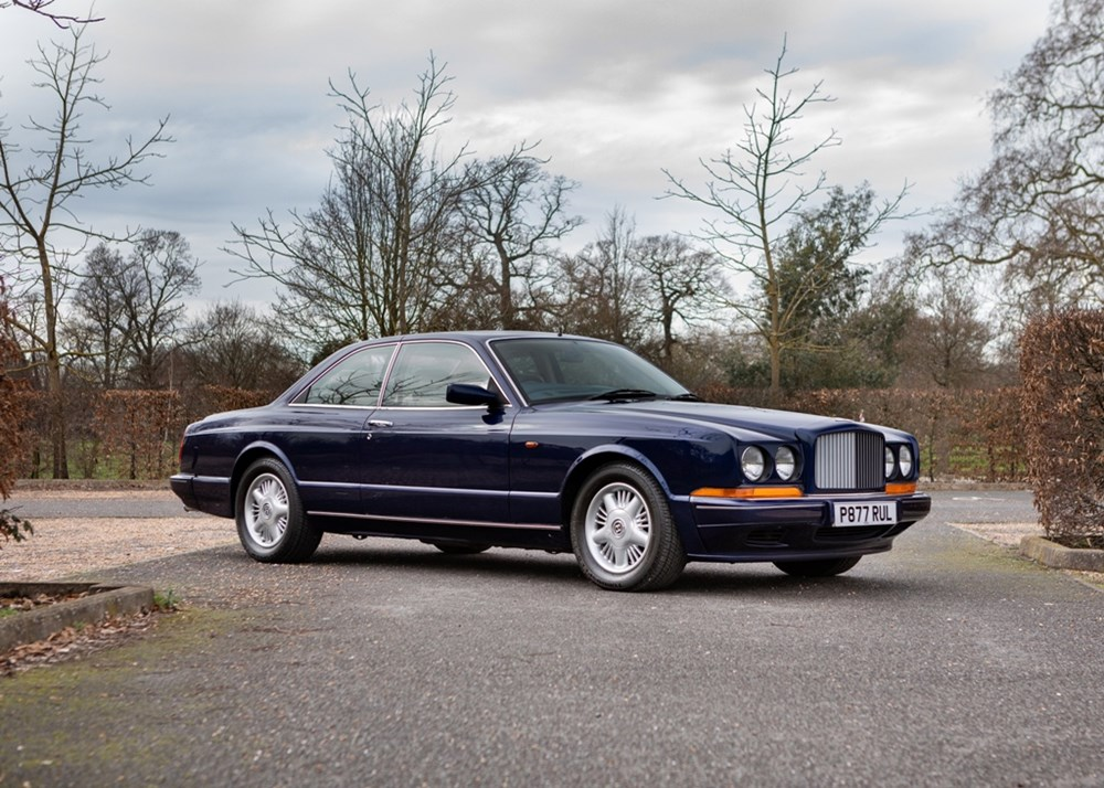 Lot 161 - 1996 Bentley Continental R