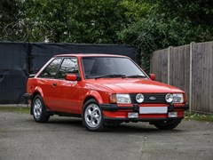 Navigate to Lot 198 - 1980 Ford Escort XR3