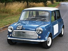 Navigate to Lot 234 - 1968 Austin Mini Cooper