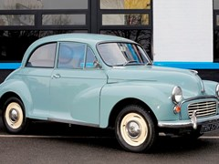 Navigate to Lot 115 - 1969 Morris Minor 1000