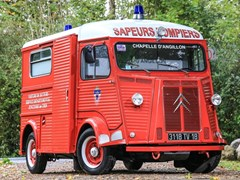 Navigate to Lot 279 - 1967 Citroën H-Van Fire Tender