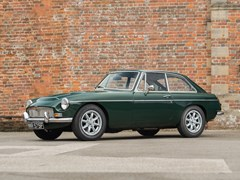 Navigate to Lot 127 - 1968 MG C GT