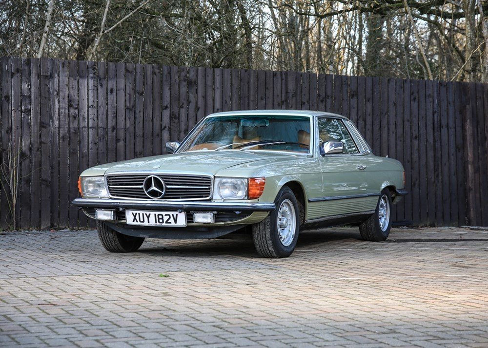 Lot 356 - 1980 Mercedes-Benz 450 SLC