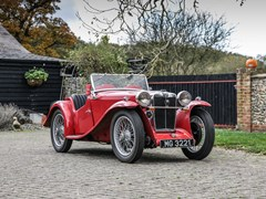 Navigate to Lot 222 - 1934 MG P-Type