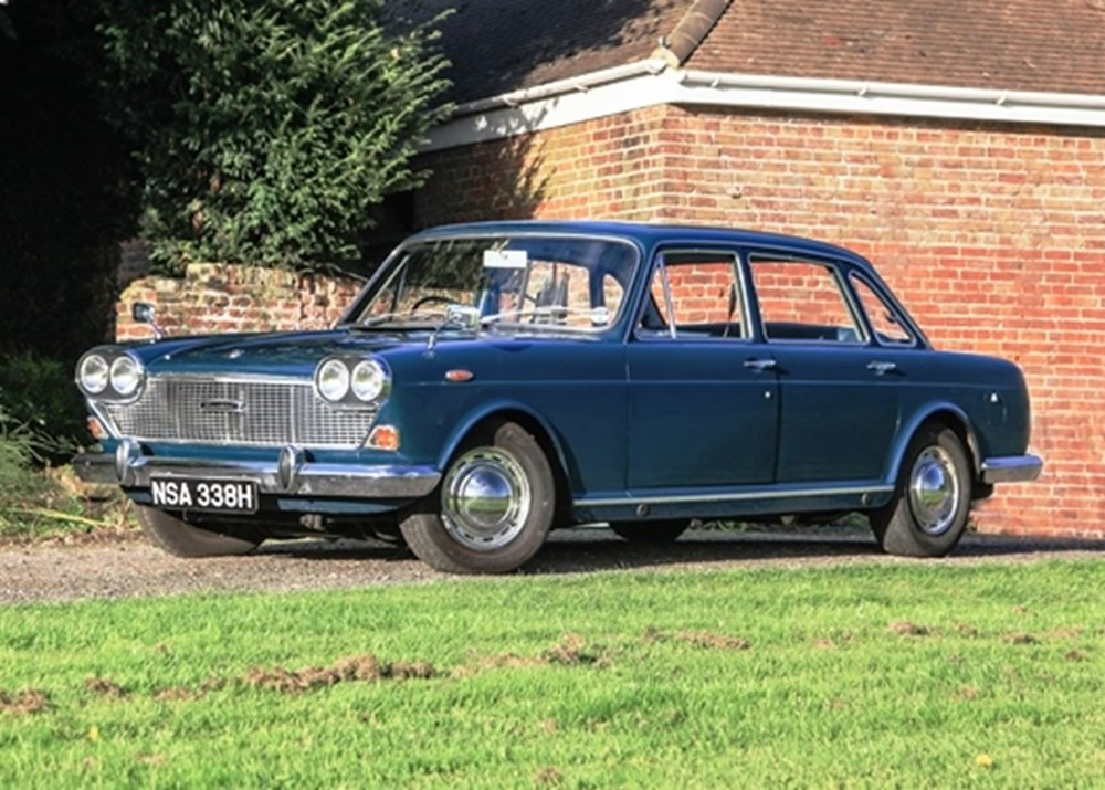 Lot 242 - 1970  Austin 3-Litre Saloon
