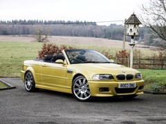 Navigate to Lot 156 - 2003 BMW M3 Convertible