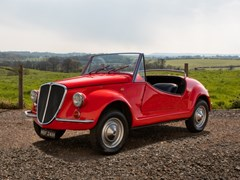 Navigate to Lot 149 - 1970 Fiat Gamine Vignale