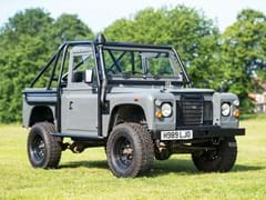 Navigate to Lot 122 - 1991 Land Rover Defender 90 - 'The Man from U.N.C.L.E.'