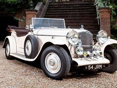Navigate to Lot 258 - 1947 Bentley Mk. VI Special Roadster by Mallalieu