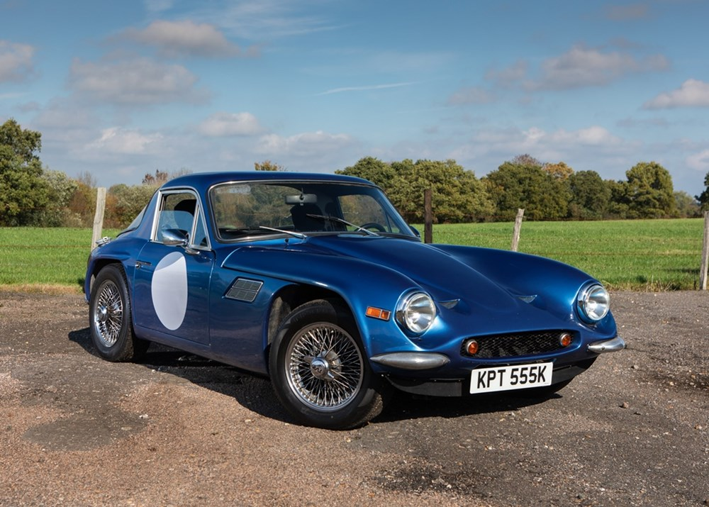 Lot 224 - 1971 TVR Tuscan