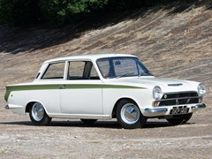 Navigate to Lot 144 - 1966 Ford Lotus Cortina Mk. I