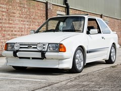 Navigate to Lot 175 - 1986 Ford Escort RS Turbo Series 1