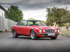 Navigate to Lot 196 - 1977 Jaguar XJ V12 Coupé