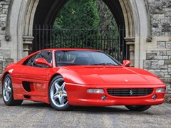 Navigate to Lot 206 - 1998 Ferrari F355 F1 Berlinetta