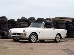 Navigate to Lot 287 - 1968 Sunbeam Alpine Series V