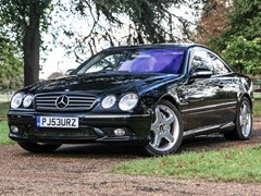 Navigate to Lot 237 - 2004 Mercedes-Benz CL 55 AMG